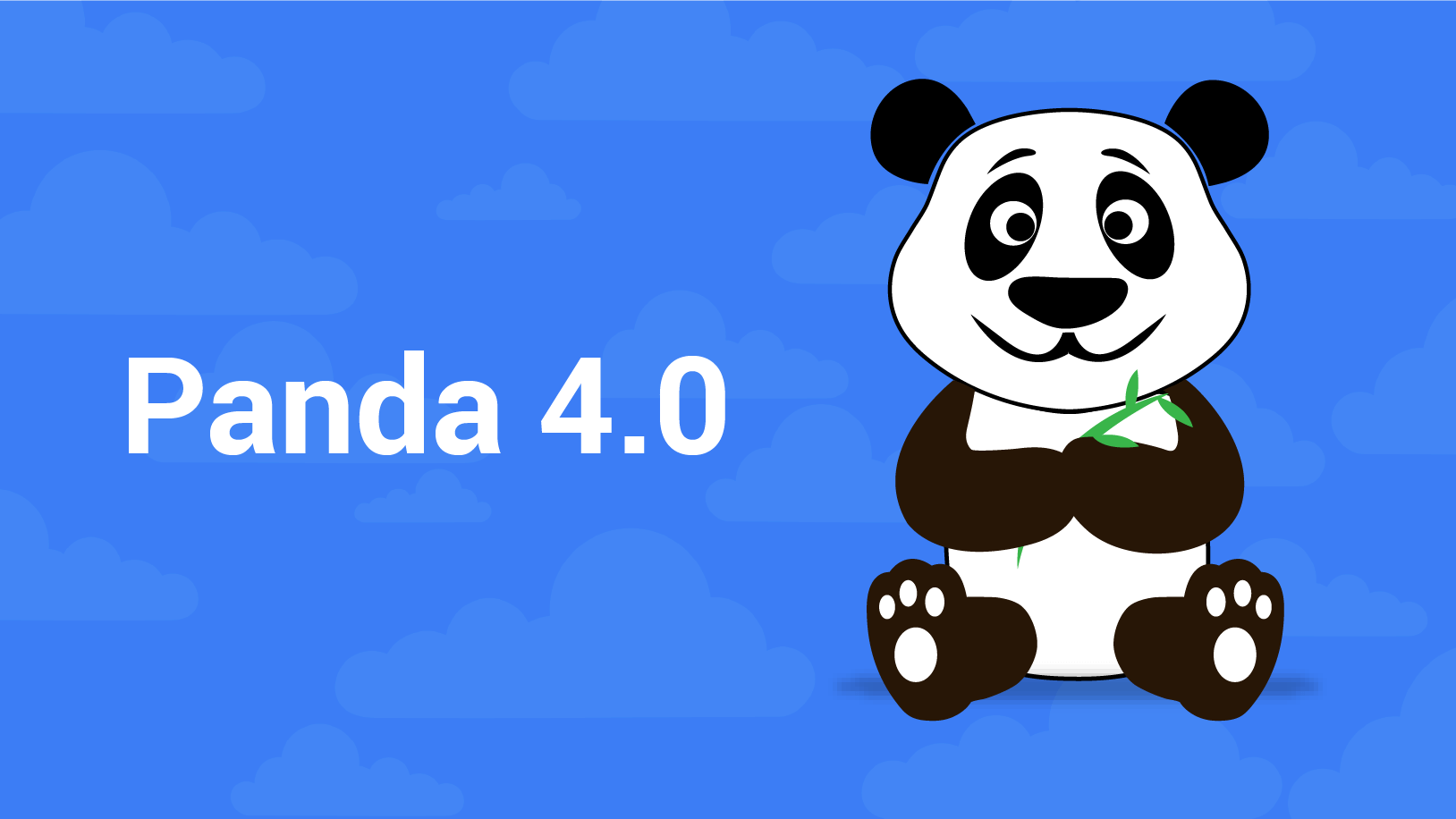 Google Panda 4.0 Rolled Out Today